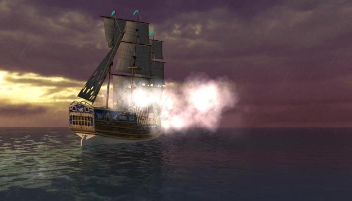 к игре Pirates of the Caribbean