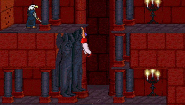 к игре Prince of Persia 2: The Shadow and the Flame