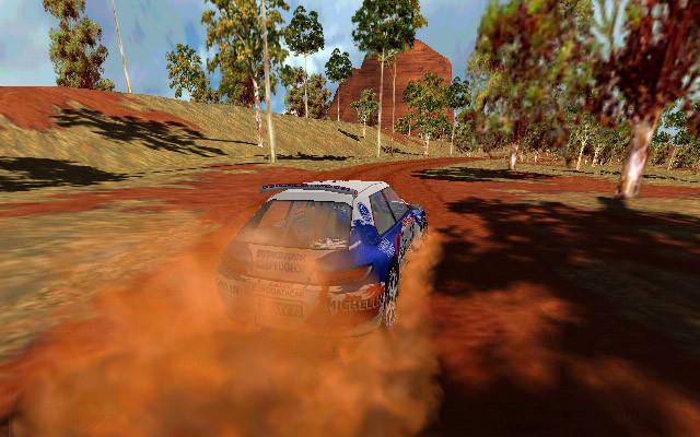 к игре Pro Rally 2001
