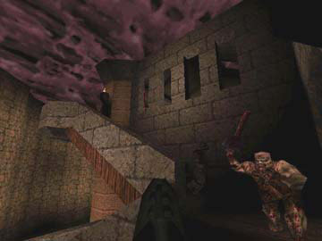 к игре Quake Mission Pack #1: Scourge of Armagon