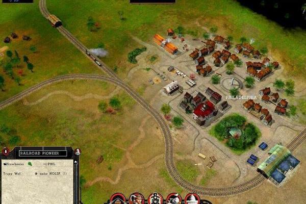к игре Railroad Pioneer