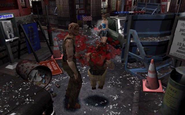 к игре Resident Evil 3: Nemesis