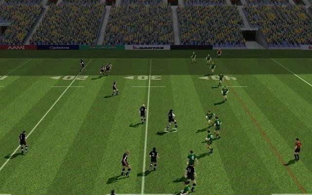 к игре Rugby League