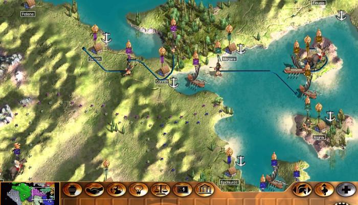 к игре Spartan