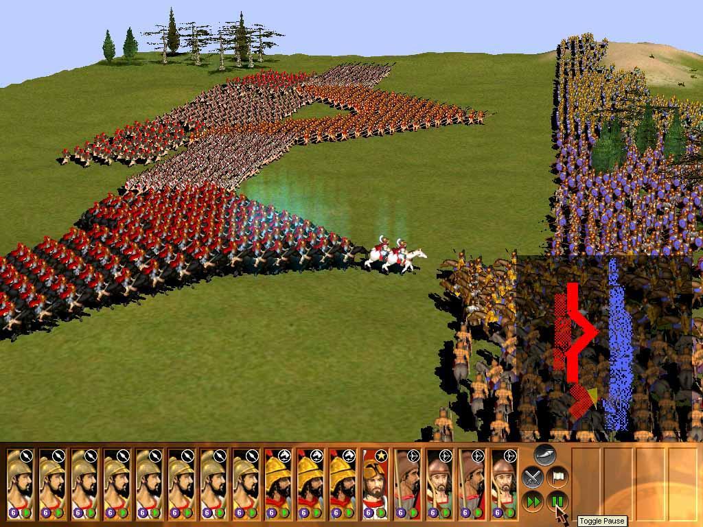 Screenshots Spartans Legion 3