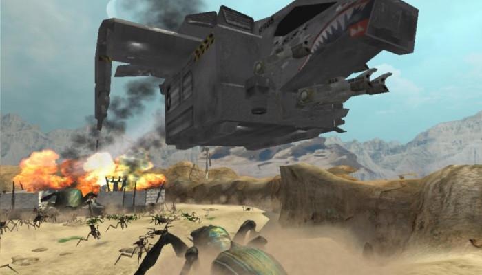 к игре Starship Troopers