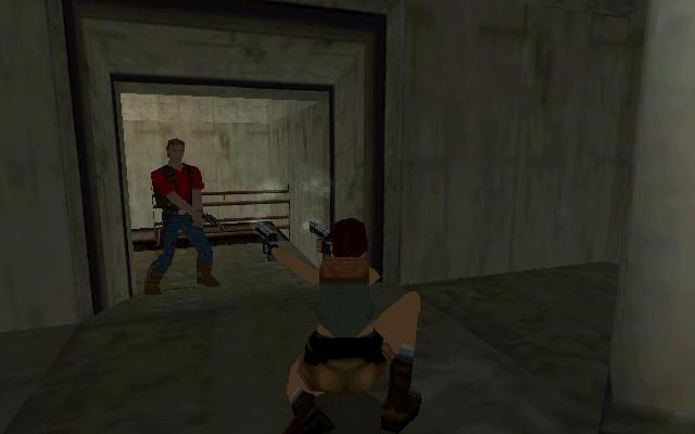 к игре Tomb Raider Chronicles