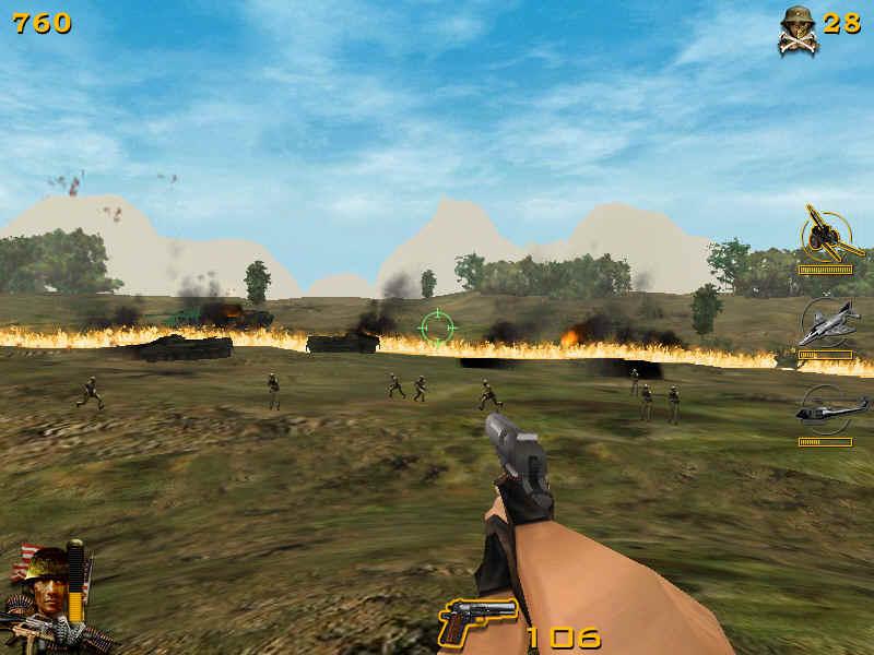 Vietnam War Game Cheats