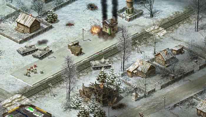 к игре Blitzkrieg