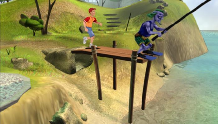 к игре Bonzo: Escape from Olympus