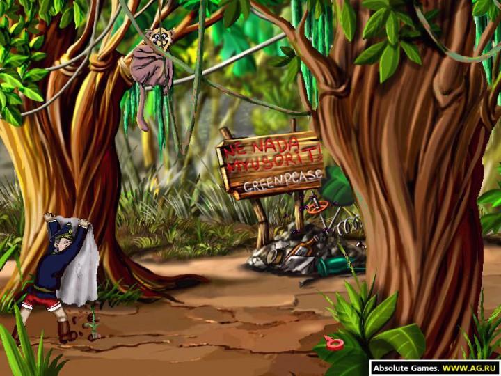 Уникальность игры Штырлиц 2: Танго в Пампасах заключается в возможности иг