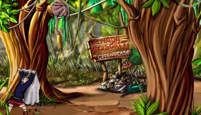 к игре Штырлиц 2: Танго в Пампасах