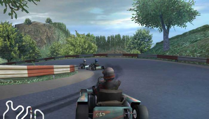 к игре Michael Schumacher Kart World Tour 2004