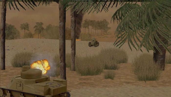 к игре Combat Mission: Afrika Korps