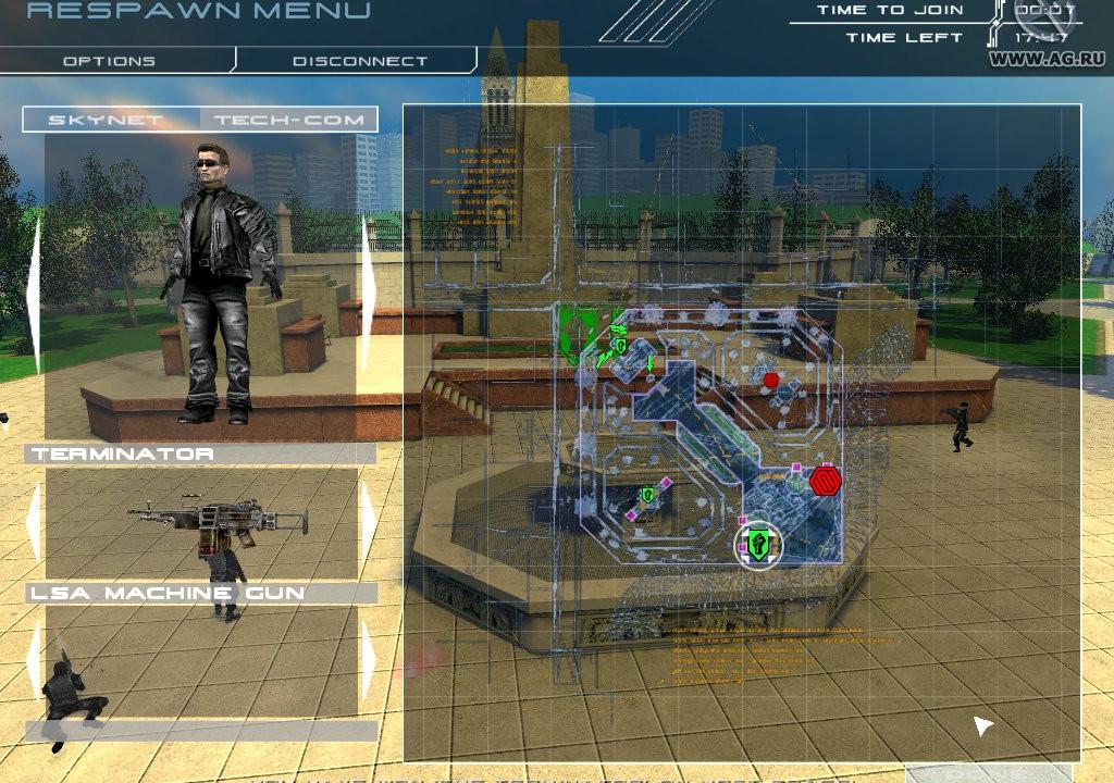 терминатор игра 3 скачать торрент