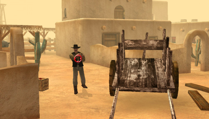 к игре Wanted: Dead or Alive (Wanted Guns)