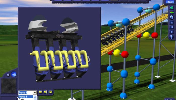 к игре Hyper Rails: Advanced 3D Roller Coaster Design