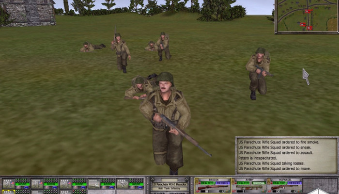 к игре Eric Young's Squad Assault: West Front