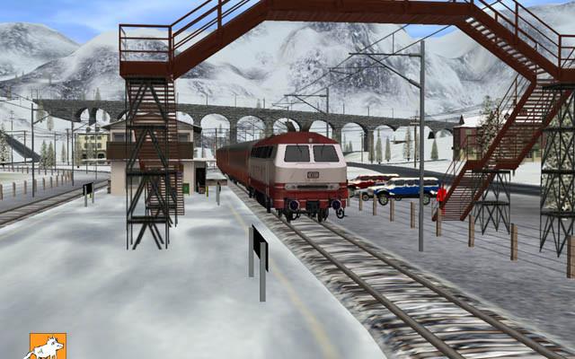 к игре Ultimate Trainz Collection