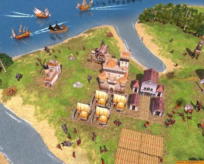 Игра Римская Империя 2 скачать торрент