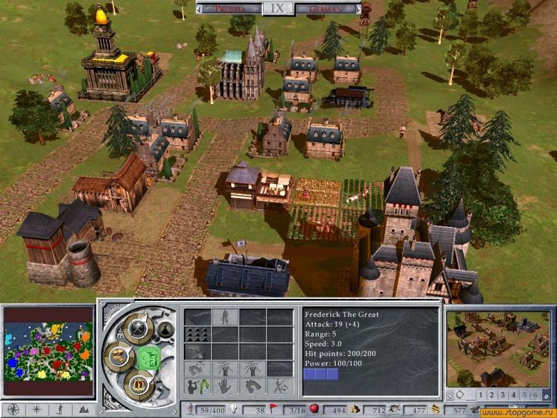 Empire Earth 2 игра скачать торрент - фото 8