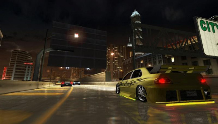 к игре Need for Speed Underground 2