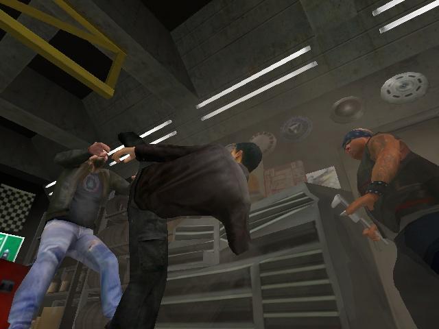 Скачать Игру True Crime Streets Of La