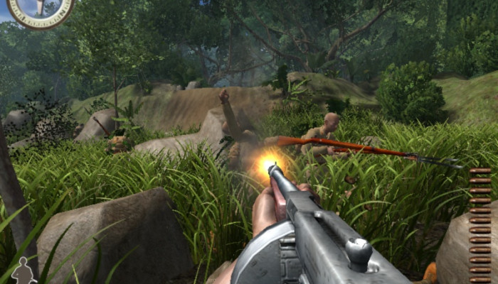 к игре Medal of Honor Pacific Assault