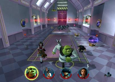 шрек видео обзор игры смотреть