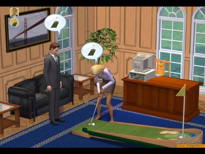 Скриншоты The Sims 2 Double Deluxe.