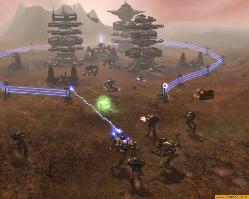 Earth 2160 как сделать игру на весь экран