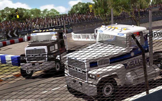 к игре ToCA Race Driver 2: Ultimate Racing Simulator