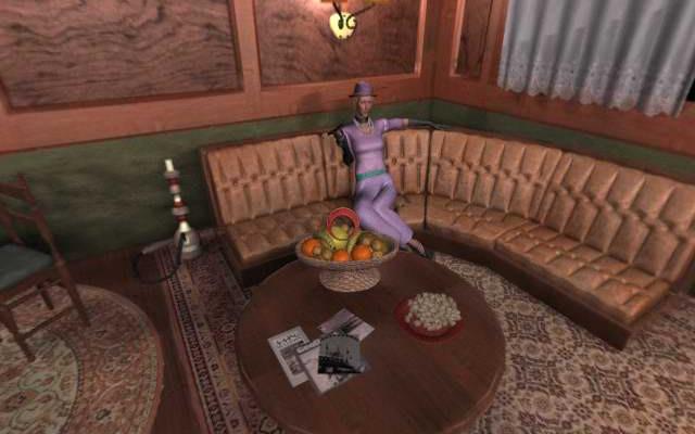 к игре Cameron Files 2: The Pharaoh's Curse, The (Amenophis: Resurrection)