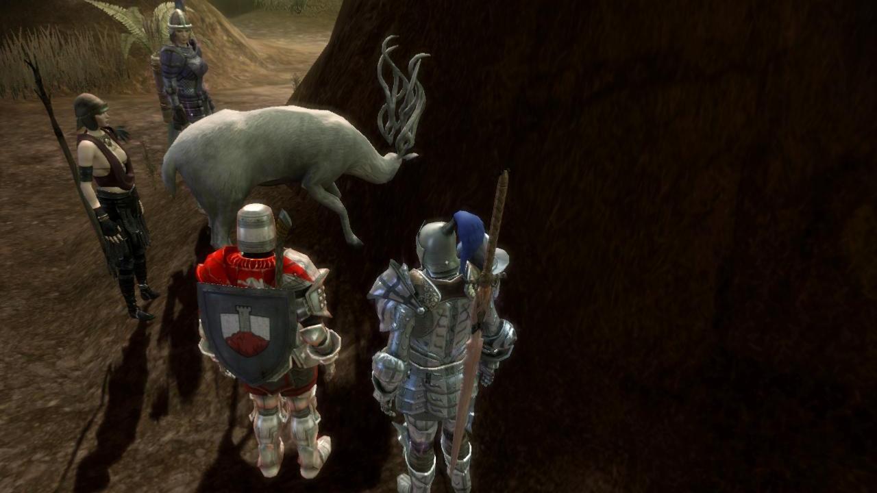 Скачать Dragon Age Origins Прохождение