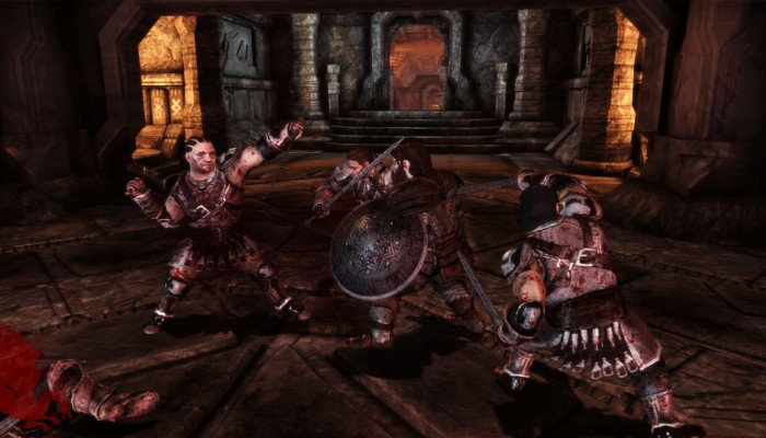 Официальный сайт. Electronic Arts. Dragon Age: Origins (торрент-файл).