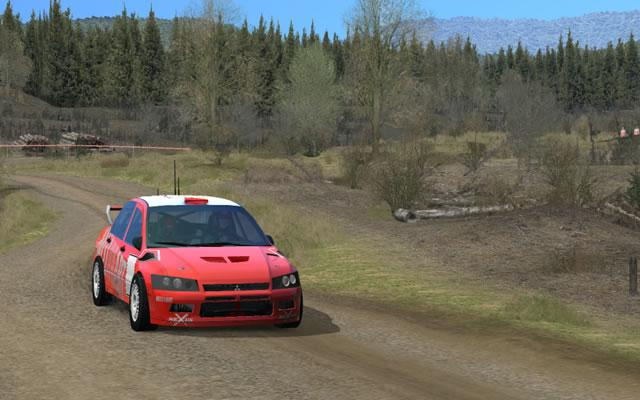 к игре Richard Burns Rally