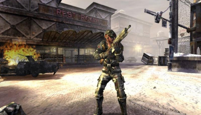 к игре Bet on Soldier: Blood Sport