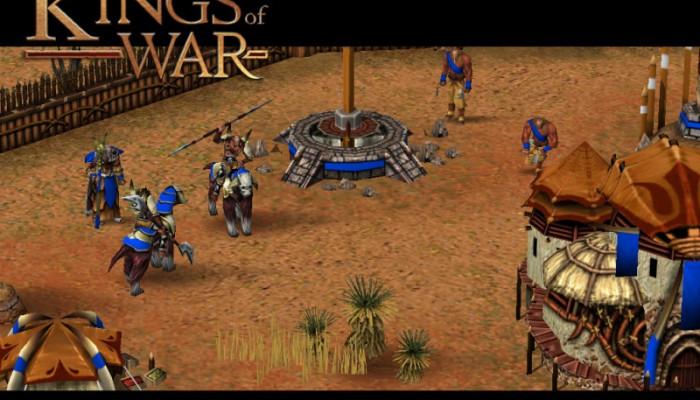 к игре Kohan 2: Kings of War