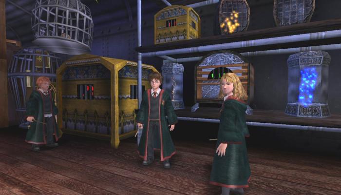 к игре Harry Potter and the Prisoner of Azkaban