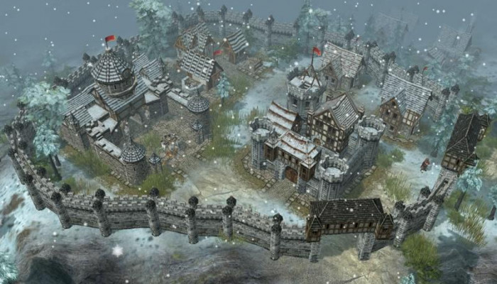 к игре Settlers: Heritage of Kings, The