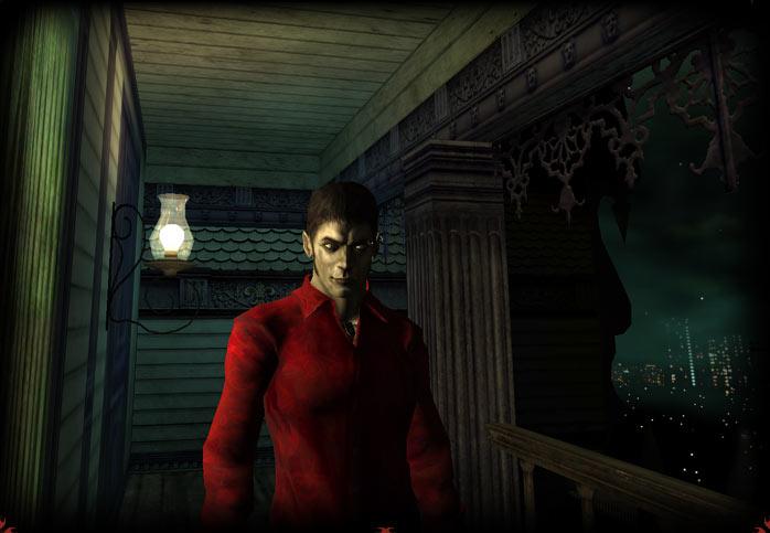 Скачать bloodlines vampire