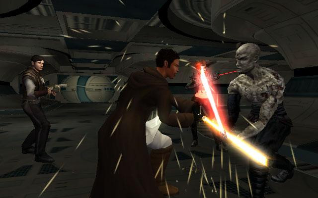 к игре Star Wars: Knights of the Old Republic 2 - The Sith Lords