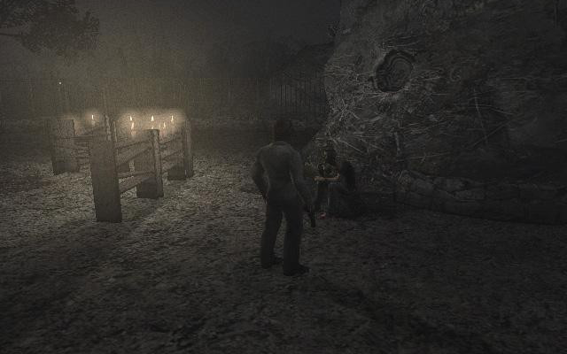 к игре Silent Hill 4: The Room