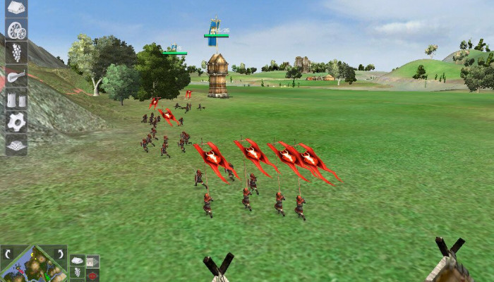 к игре Medieval Lords: Build, Defend, Expand