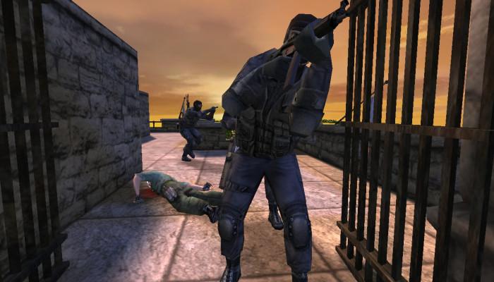 к игре Tom Clancy's Rainbow Six 3: Athena Sword