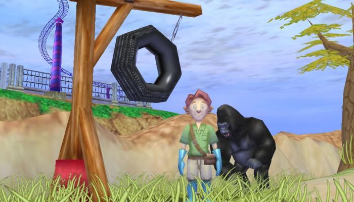 к игре Zoo Empire