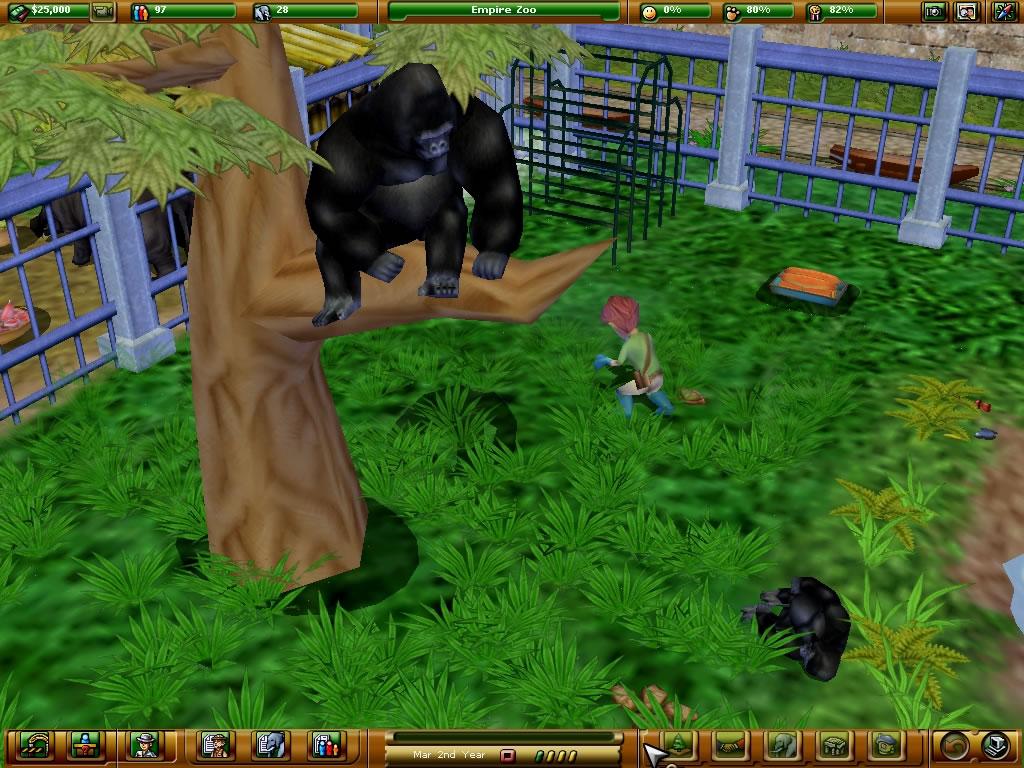 screenshots zoo empire