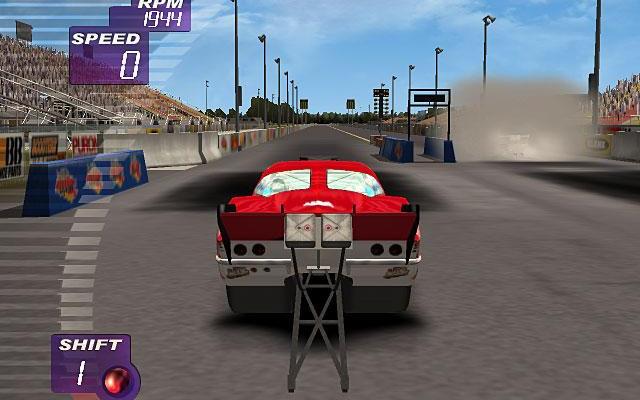 к игре IHRA Professional Drag Racing 2005