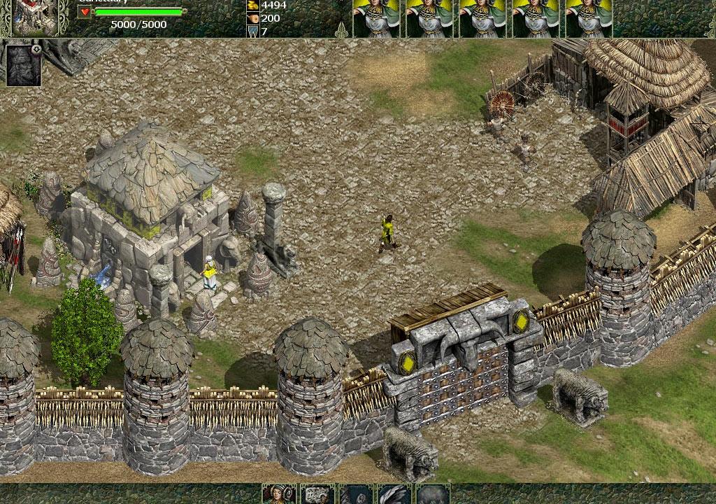 Скачать королевство друидов / druid kingdom 2013, strategy.