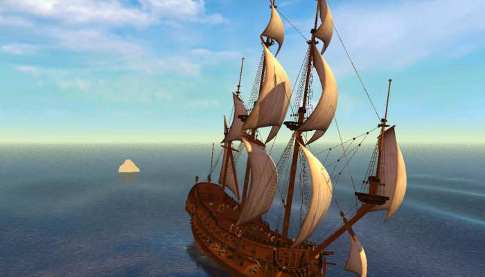 к игре Pirates of the Burning Sea